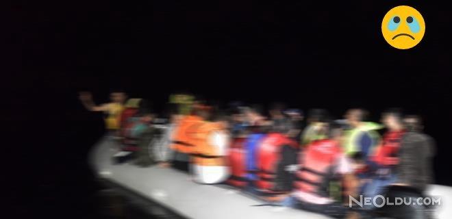 Çeşme'de Mültecileri Taşıyan Bot Battı: 7 Ölü