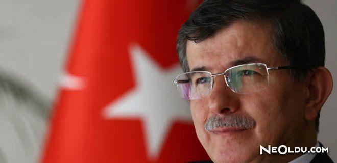 Ahmet Davutoğlu Kimdir? & Hakkında Bilgi