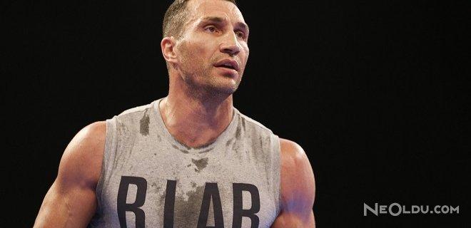 Wladimir Klitschko Boksu Bıraktı