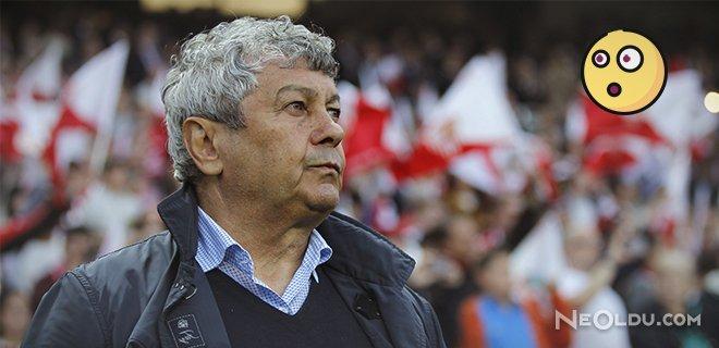 Galatasaray'dan İmalı Lucescu Açıklaması