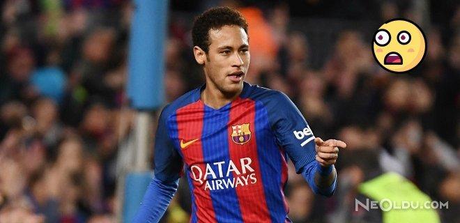 Neymarın PSGye transferine La Liga engeli 32