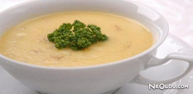 Patates Çorbası Tarifi