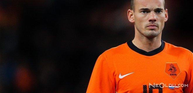 Sneijder Fransa Yolcusu