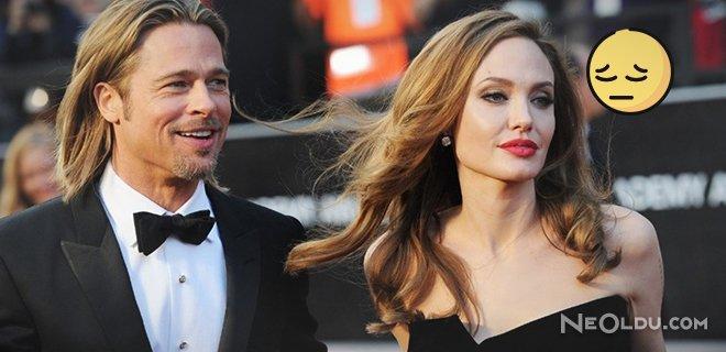 Angelina Jolie ve Brad Pitt Sonunda Boşandı