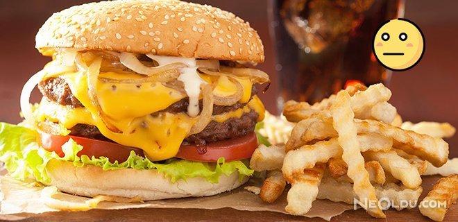 Fast Food ve Hazır Gıda Tehlikesi!