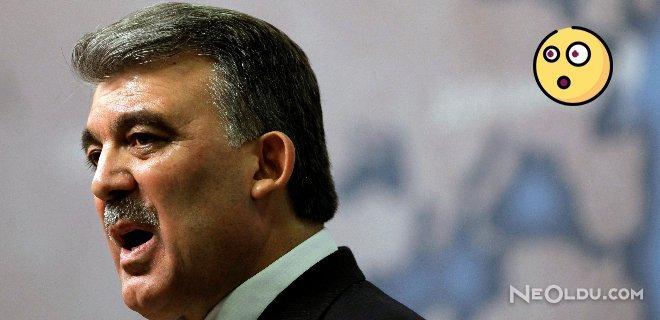Abdullah Gül'ün AK Parti ile İlgili Flaş Kararı
