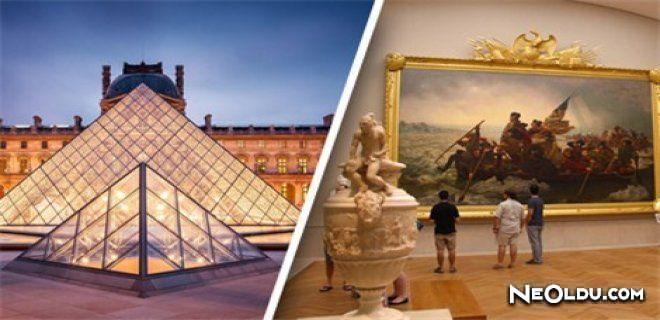 Dünyada Görülmesi Gereken Müzeler