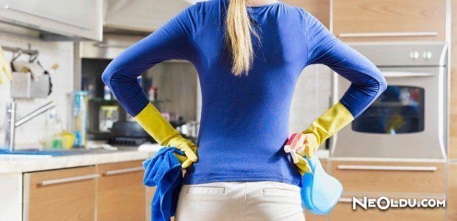 Temizlik İçin Pratik Öneriler