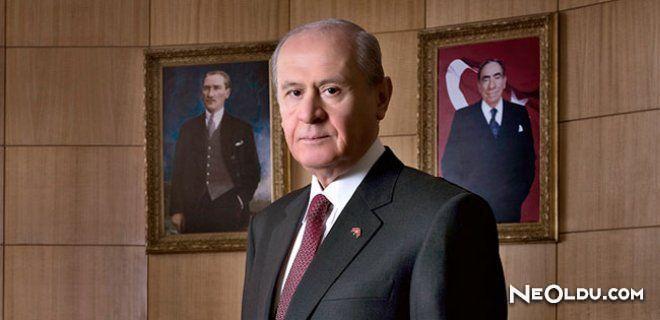 Devlet Bahçeli'den CHP'ye Alkış Sitemi
