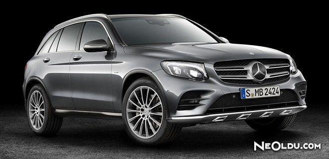 Mercedes GLC Görücüye Çıktı