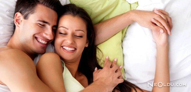 Kadınlar Haftada En Az Bir Kez Seks Yapınca…