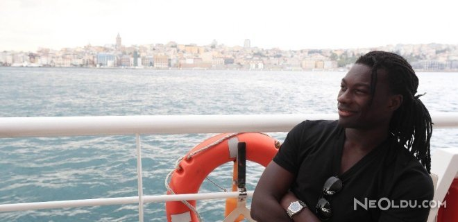 Galatasaraylı Futbolcular Boğaz Turunda