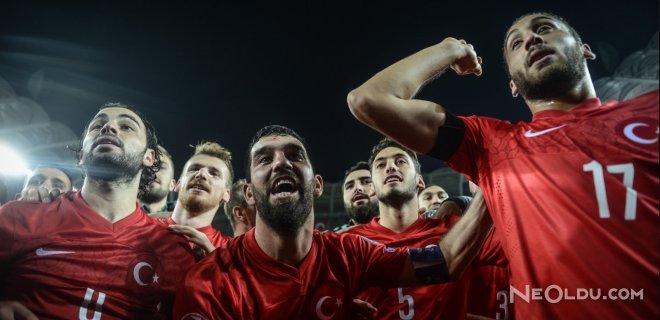 A Milli Takım'ın Dünya Kupası Kadrosu Açıklandı