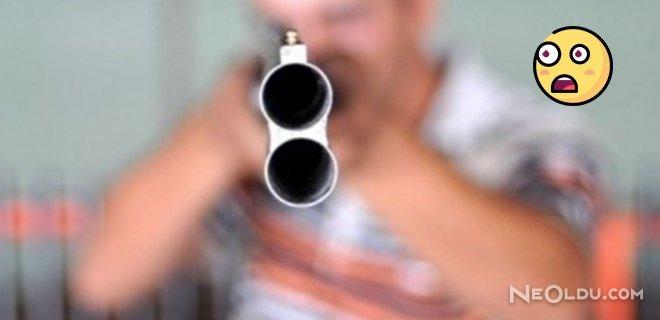 Baba Oğlunu Av Tüfeğiyle Vurdu