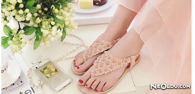 2015 İlkbahar Yaz Sandalet Trendleri
