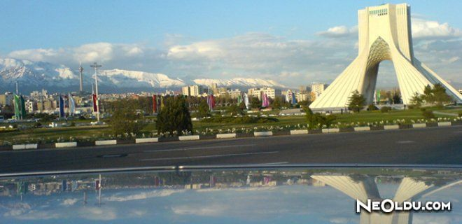 İran'ın Başkenti Tahran!