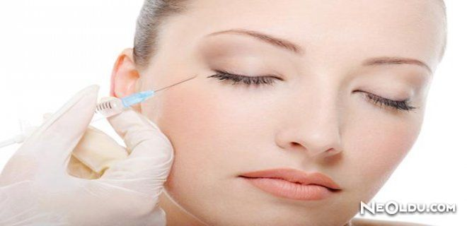 Dikkat Botoks Kör Edebilir