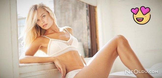 Victoria's Secret'ın Güzelliğiyle Yürekleri Sarsan 15 Modelinin 15 Paylaşımı