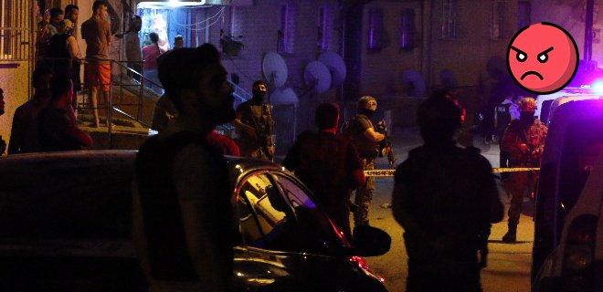 Uyuşturucu Satıcıları Arasında Çatışma Çıktı