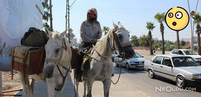 9 Aydır At Sırtında