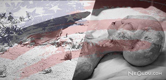 ABD Uzaylıları 40 Yıldır Saklıyor!