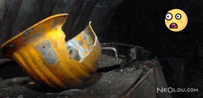 Maden Ocağında Hafriyat Kamyonu Dehşeti!