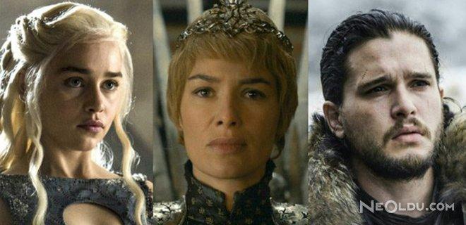 Game of Thrones'un 8. Sezonunda Yaşanması Beklenen 9 Şey