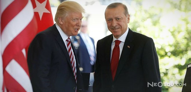 Cumhurbaşkanı Erdoğan ile Trump Bir Araya Gelecek