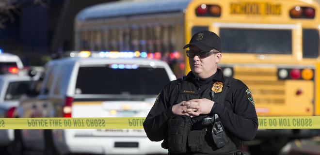 ABD'de Bir Lisede Silahlı Saldırı: 1 Ölü 5 Yaralı