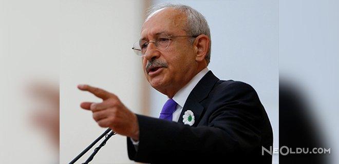 Kemal Kılıçdaroğlu: Bu Gözaltı Akıl Tutulmasıdır