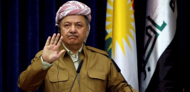 Barzani Referandumu Ertelemeyecek