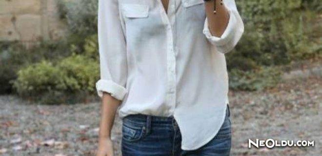 Beyaz Gömlek Trendi