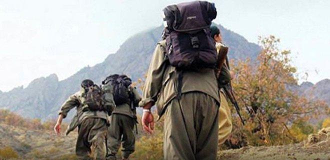 PKK'lı Teröristler Ölülerini Böyle Gizliyor