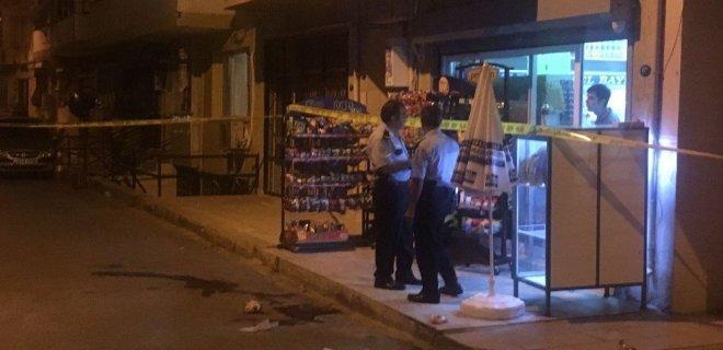 Markete Pompalı Tüfekle Saldırı