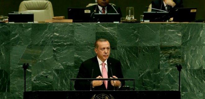 Erdoğan BMGK'nın Yapısını Eleştirdi!