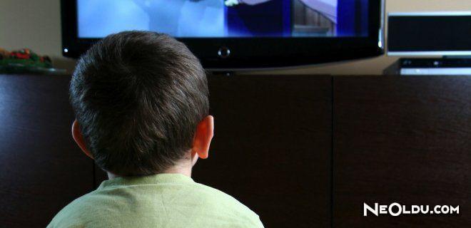 Çocuklarda Televizyon Alışkanlığı