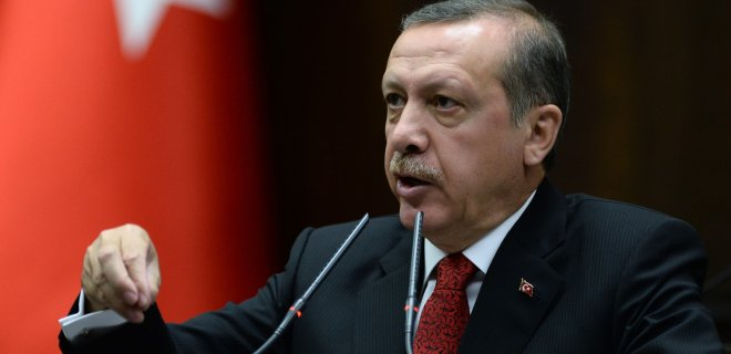 Erdoğan ABD'de Müslüman Temsilcilerine Konuştu