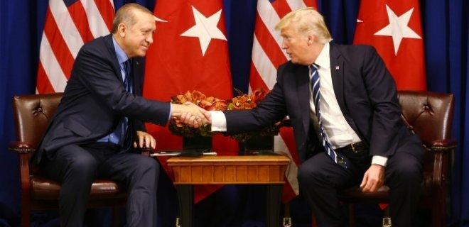 Erdoğan-Trump Görüşmesi 50 Dakika Sürdü!