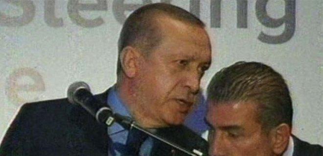 Erdoğan'ın ABD'deki Konuşması Esnasında Protesto