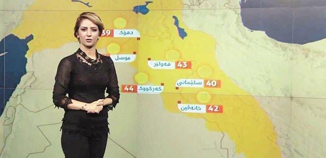 Rudaw, Türk Topraklarına Göz Dikti