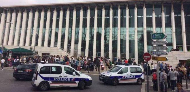 Marsilya'da Terör Saldırısı