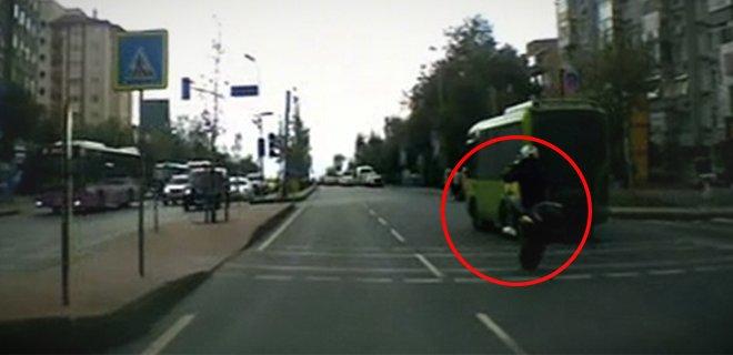 İstanbul Trafiğinde Tehlikeli Yolculuklar