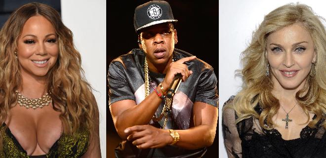 Tüm Zamanların En Zengin Şarkıcıları