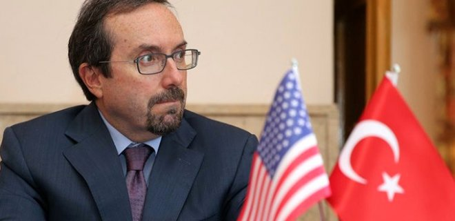 """ABD Büyükelçisi: """"En Aza İndirmemiz Gerek"""""""