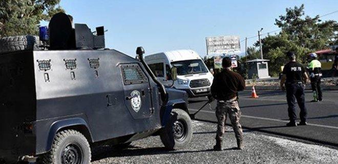 Muğla'da Öldürülen Teröristlerin Leşlerini HDP Aldı