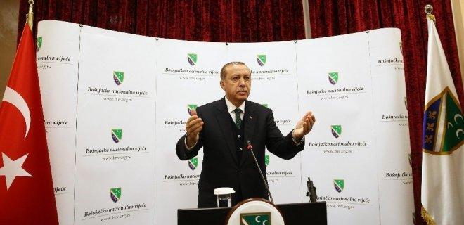 Cumhurbaşkanı Erdoğan'dan Birlik Çağrısı!