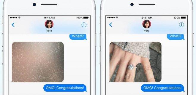 İPhone Gizli Mesaj Gönderme