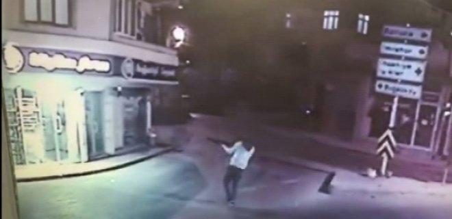 Arnavutköy'de Pompalı Tüfekli Saldırı