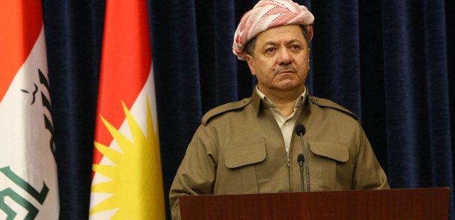 Barzani Irak'ı Tehdit Etti!