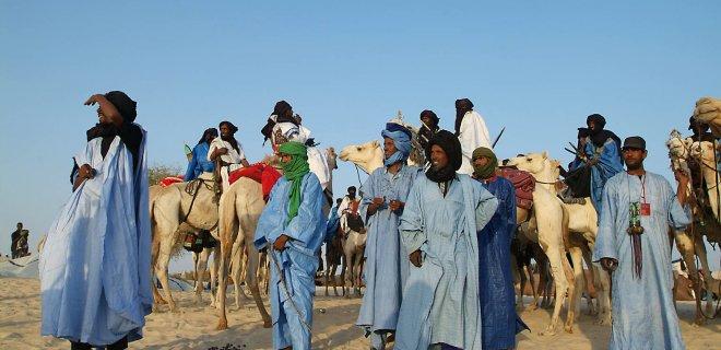 Adı Bilinmeyen Bir Toplum Tuaregler